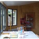 atelier artiste ossature bois architecte nantes