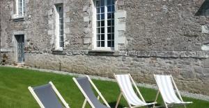 Chateau Garnison Orvault - extérieur 2014
