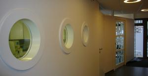 décoration bureaux dentiste architecte nantes