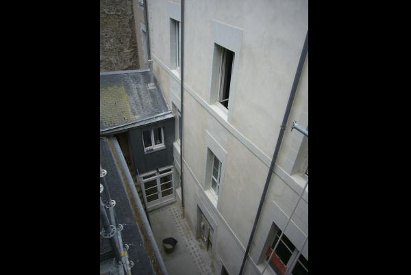 r u00e9novation immeuble ancien du secteur sauvegard u00e9  u00e0 nantes
