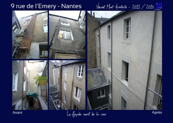 Actualit s vincent muet architecte nantes for 11 rue de la maison blanche nantes