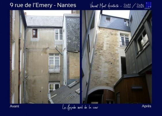 9 Emery Planche 4 façade nord