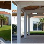 extension bois maison basse goulaine architecte nantes