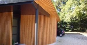agrandissement bois habitation basse goulaine architecte nantes