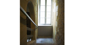 renovation escalier architecte nantes