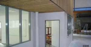 Rénovation lycée Livet génie civil Architecte Nantes