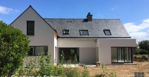 Rénovation & extension - Vincent Muet Architecte - Arzon
